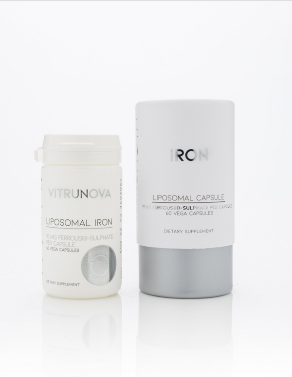 Vitrunova Liposomal Ijzer - When Nature Calls
