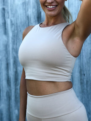 LATTE CUT AWAY TANK