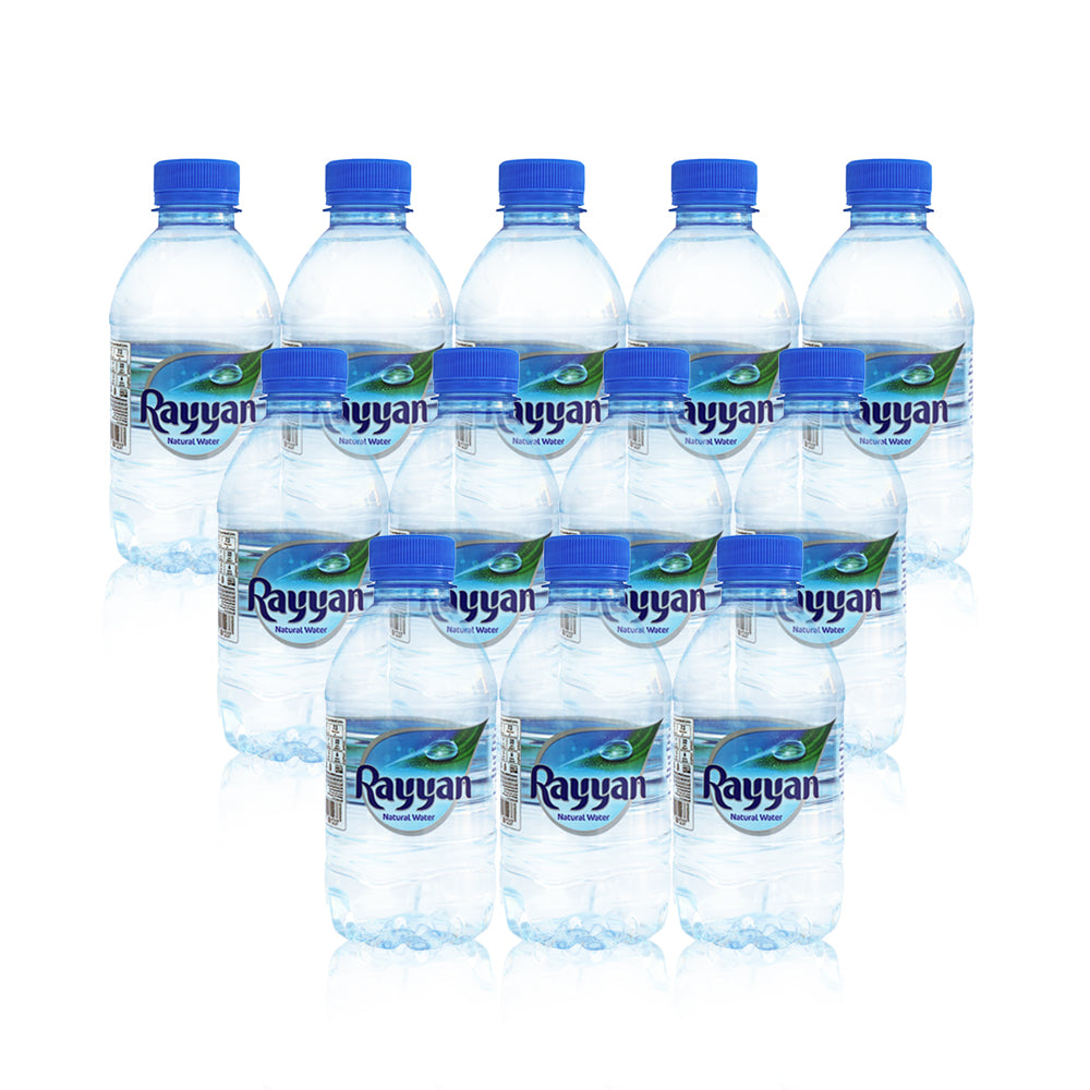 Rayyan Bottled Water Small 330ml - (Pack Of 30)