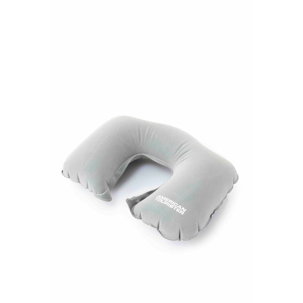 American Tourister Inflatable Travel Pillow-Grey - Billjumla.com