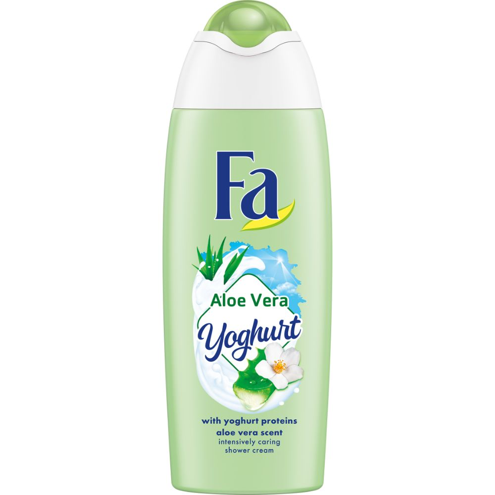 Fa Shower Gel Aloe Vera 250ml - Pack Of 12 Pieces