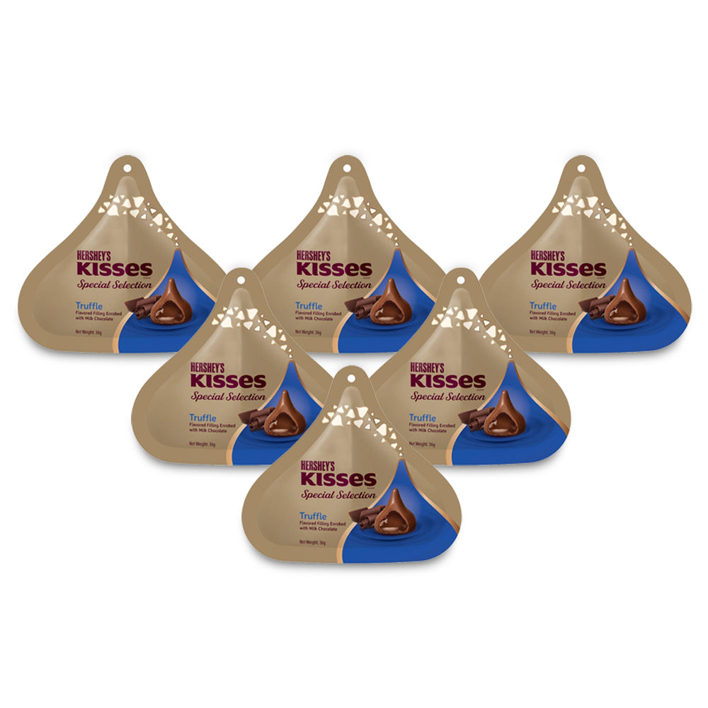 Hershey's Special Selection Truffle 190G (Pack Of 6)