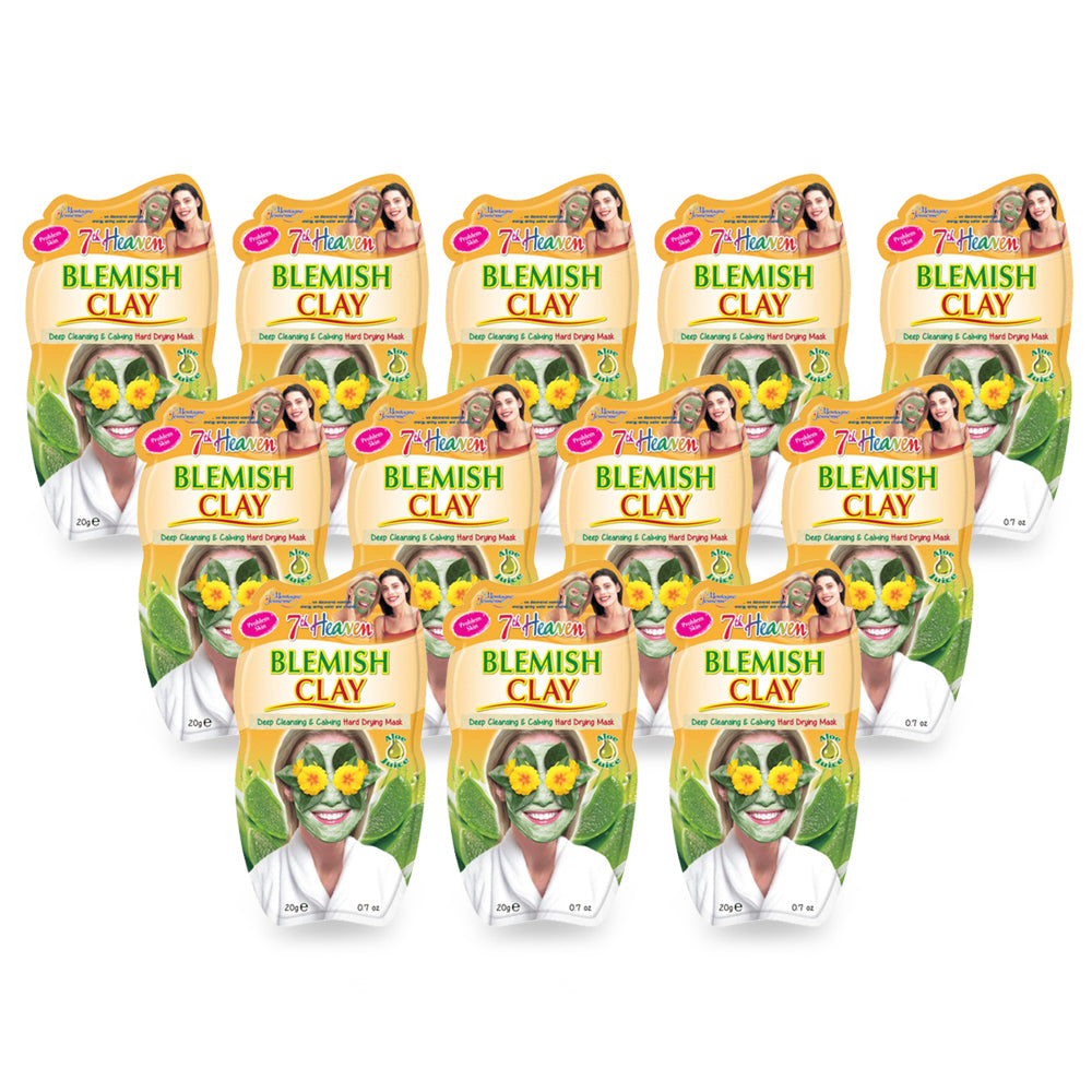 Montagne Jeunesse Blemish Clay 20G - (Pack of 12)