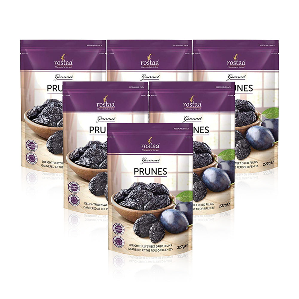 Rostaa Prunes 227g - (Pack Of 6 Pieces)
