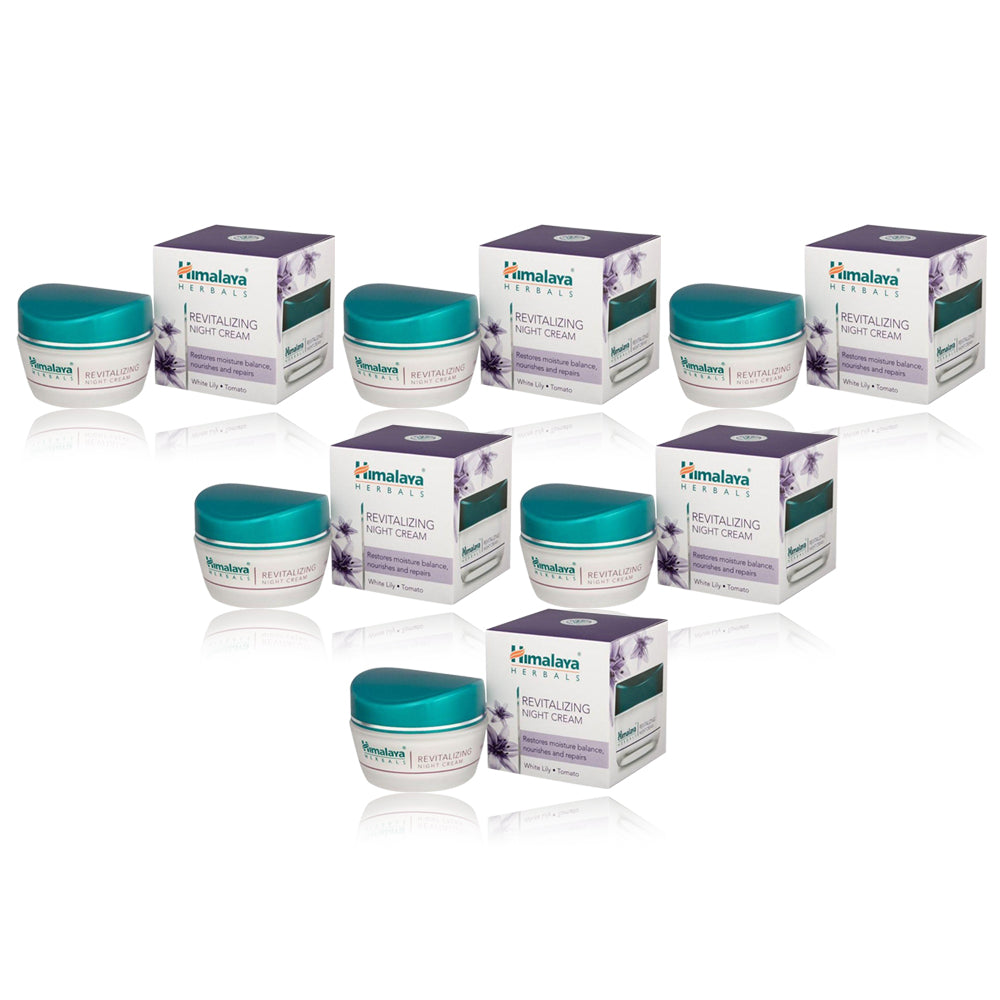 Himalaya Revitalizing Night Cream 50g - (Pack of 6)