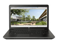 "HP ZBook 17 G3 Mobile Workstation - 17.3"" - Core i7 6700HQ - 8 GB RAM - 256 GB SSD"