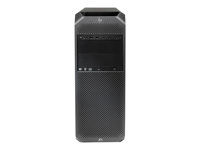 HP Workstation Z6 G4 - MT - Xeon Silver 4114 2.2 GHz - 32 GB - 256 GB