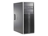 HP Compaq 8200 Elite - CMT - Core i3 2100 3.1 GHz - 12 GB - 750 GB