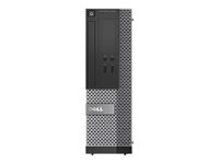 Dell OptiPlex 3020 - SFF - Core i3 4130 3.4 GHz - 4 GB - 500 GB