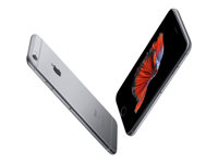 "Apple iPhone 6s Plus - Smartphone - 4G LTE - 128 GB - TD-SCDMA / UMTS / GSM - 5.5"" - 1920 x 1080 pixels (401 ppi) - Retina HD - 12 MP (5 MP front camera) - space grey"