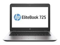 "HP EliteBook 725 G3 - 12.5"" - A8 PRO-8600B - 4 GB RAM - 500 GB HDD"