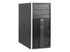 HP Compaq 6300 Pro - micro tower - Core i3 3220 3.3 GHz - 4 GB - 500 GB