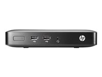 HP t420 - compact desktop - GX-209JA 1 GHz - 2 GB - 8 GB