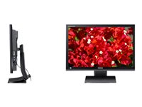 Samsung S24A450BW - LED monitor - 24""