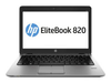 "HP EliteBook 820 G1 - 12.5"" - Core i5 4300U - 8 GB RAM - 128 GB SSD - Swedish"
