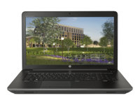 "HP ZBook 17 G4 Mobile Workstation - 17.3"" - Core i7 7700HQ - 16 GB RAM - 256 GB SSD"