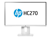 HP HC270 - Healthcare - LED monitor - 27""