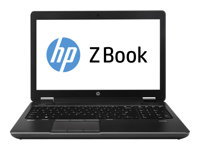 "HP ZBook 15 Mobile Workstation - 15.6"" - Core i7 4800MQ - 8 GB RAM - 256 GB SSD"
