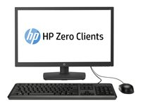 HP t310 - all-in-one - Tera2321 - 512 MB - 256 MB - LED 23.6""