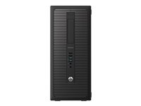 HP EliteDesk 800 G1 - ultra-slim desktop - Core i5 4570S 2.9 GHz - 4 GB - 128 GB