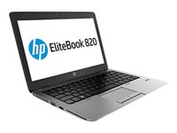 "HP EliteBook 820 G2 - 12.5"" - Core i5 5200U - 4 GB RAM - 128 GB SSD"