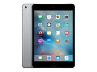 "Apple iPad mini 4 16GB Wi-Fi+Cell 7.9"" Gold"
