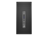 HP ProDesk 600 G2 - micro tower - Core i3 6100 3.7 GHz - 8 GB - 256 GB