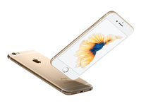 "Apple iPhone 6s Plus - Smartphone - 4G LTE Advanced - 64 GB - CDMA / GSM - 5.5"" - 1920 x 1080 pixels (401 ppi) - Retina HD - 12 MP (5 MP front camera) - gold"