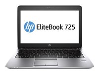 "HP EliteBook 725 G2 - 12.5"" - A8 PRO-7150B - 8 GB RAM - 250 GB HDD"