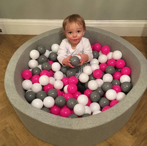 Baby Sphère buy 100 baby pit balls - soft baby ball pit - ball pit for kids