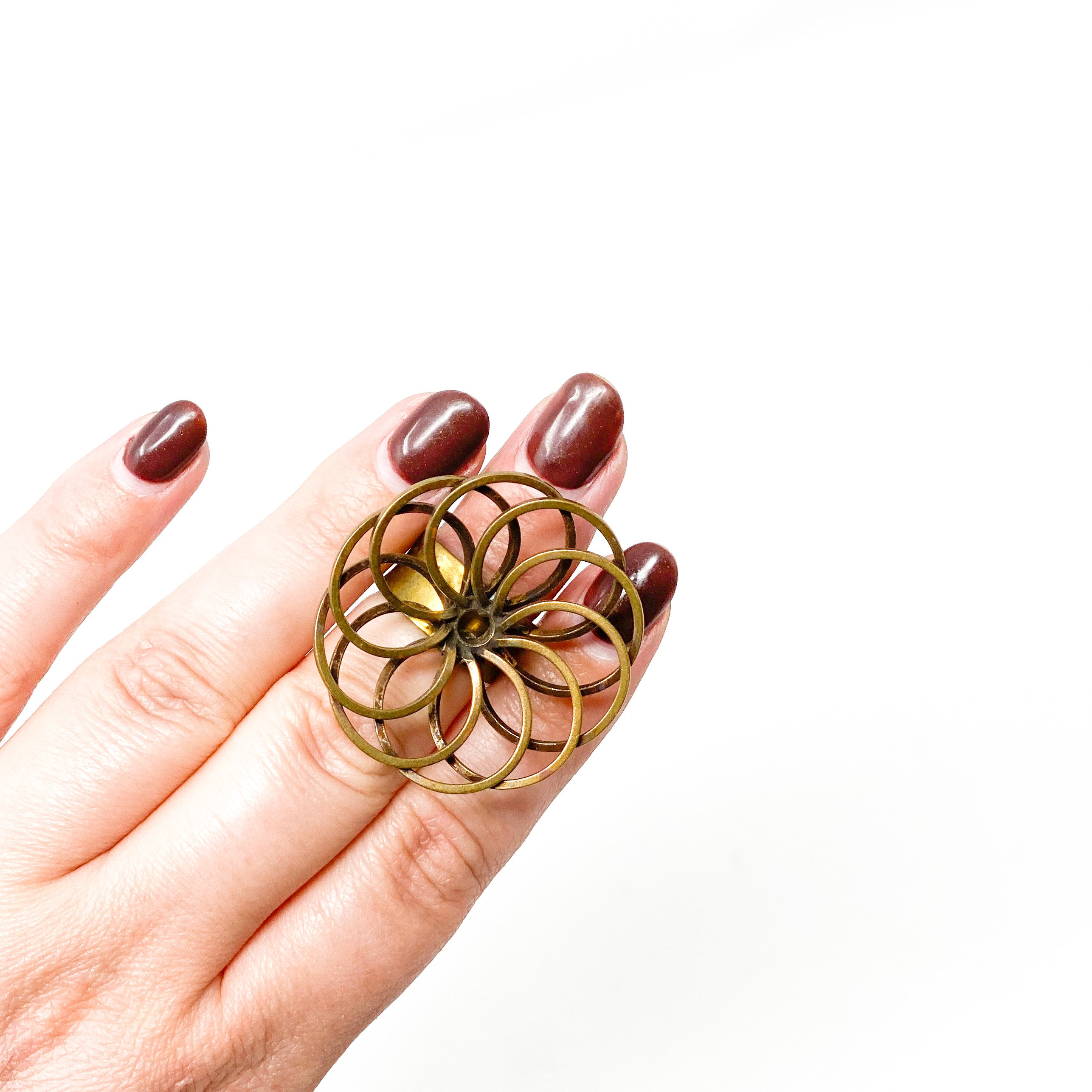 VIBE Ring - Twisted Silver Jewelry