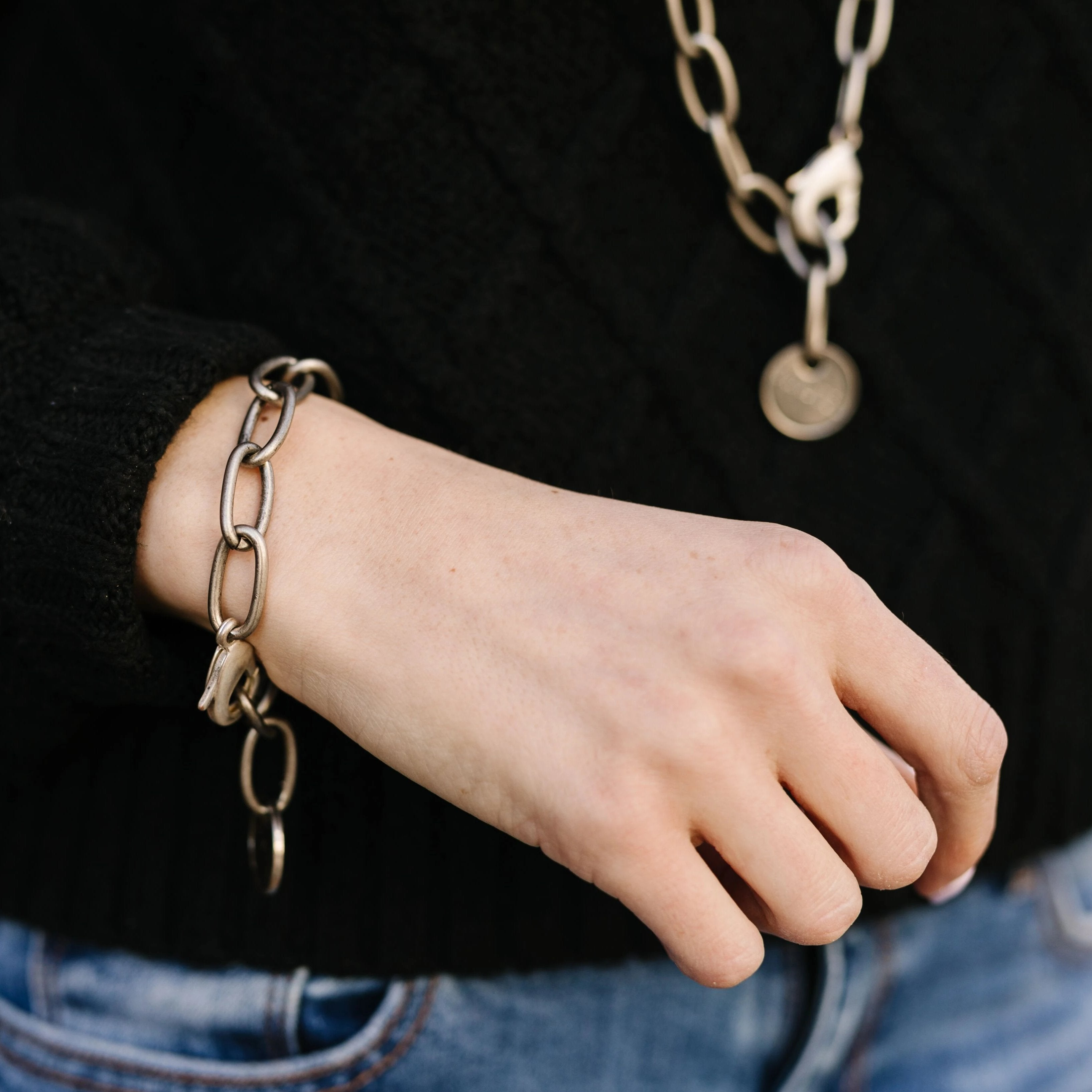 CLASSIC Bracelet - Twisted Silver Jewelry