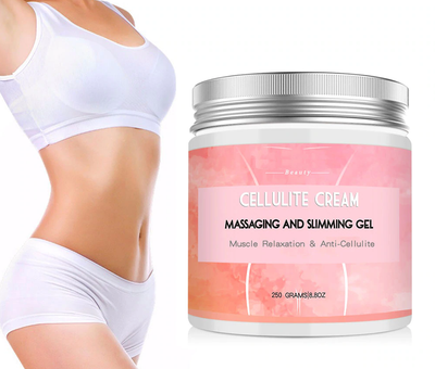 Cellulite Slimming Hot Cream Tighten Skin Weight Burning Loss