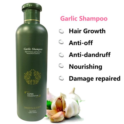 Garlic Hair Nourishing Shampoo Hair Growth Anti Dandruff