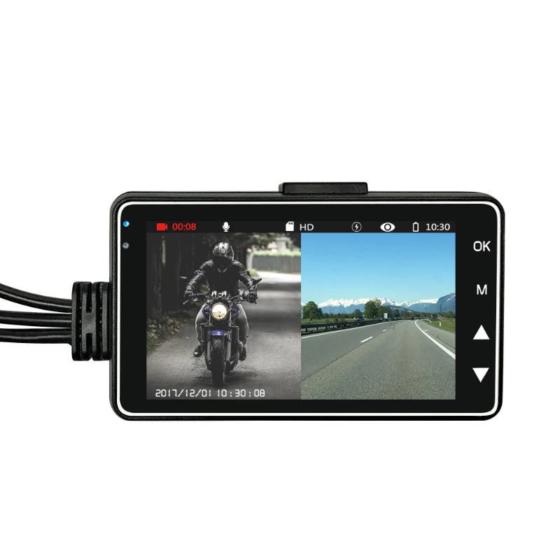 Motorcycle Camera DVR