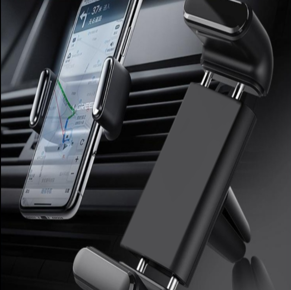 Phone Holder Stand In Car For Mobile Phone Air Vent Phone Stand for Xiaomi Samsung iPhone 12 Telephone Car Holder Stand