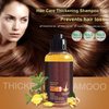 Herbal Ginger Shampoo Hair Care Prevent Hair Loss Promote Hair Growth Shampoo Nourish