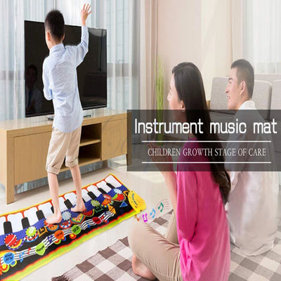 Music Playing Rug Early Educational Toys for Kids
