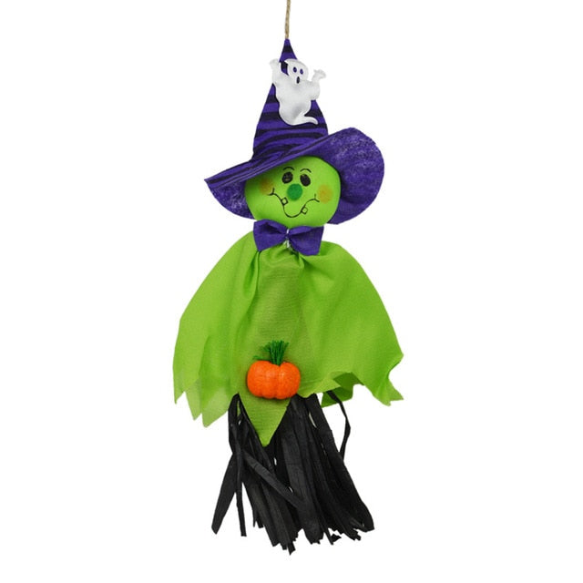 1pc Halloween Ghost Hanging Decoration Indoor Outdoor Specter Party Ornament Utility Pendant Props Halloween Event Party Decor