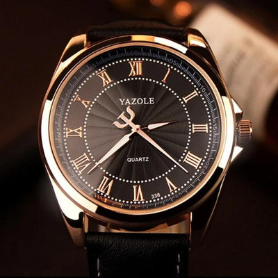 Men Top Brand Luxury Quartz-Watch