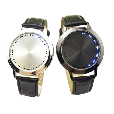 Cool LED Tree Touch Screen Blue Light Watch
