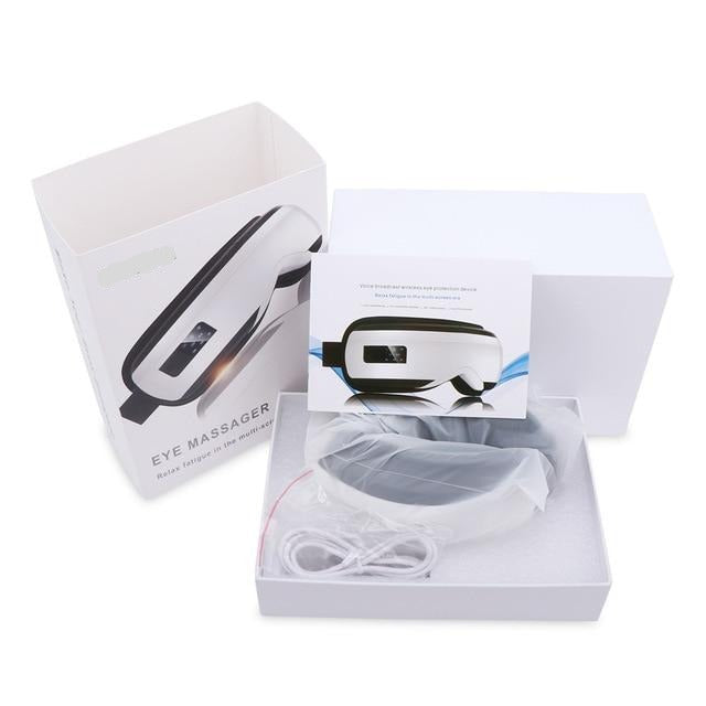 Sleep Eye Care Intelligent Music Sleep Aid Bluetooth Eye Massager