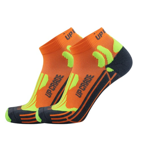 Coolmax Running Cotton Compression Socks Outdoor Cycling Breathable Basketball Ski Socks Thermal Socks