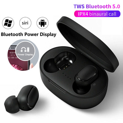 Earphones Wireless  Bluetooth Earphone for iPhone Xiomi Redmi Huawei Samsung Galaxy Buds Earbuds Microphone Mini