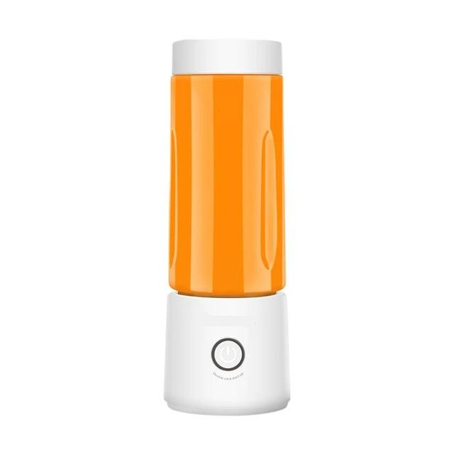 Mini Portable Juicer Orange USB Electric Mixer Fruit Smoothie Blender for Machine Personal Food Processor Maker Juice Extractor