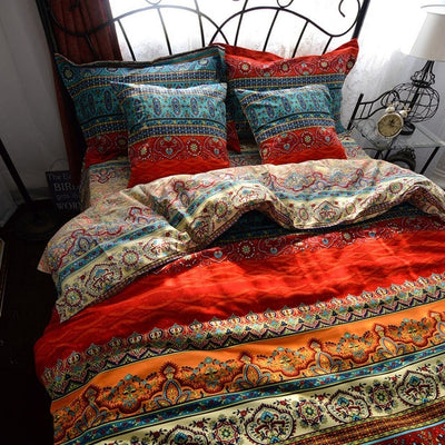 Colorful Bedding Set