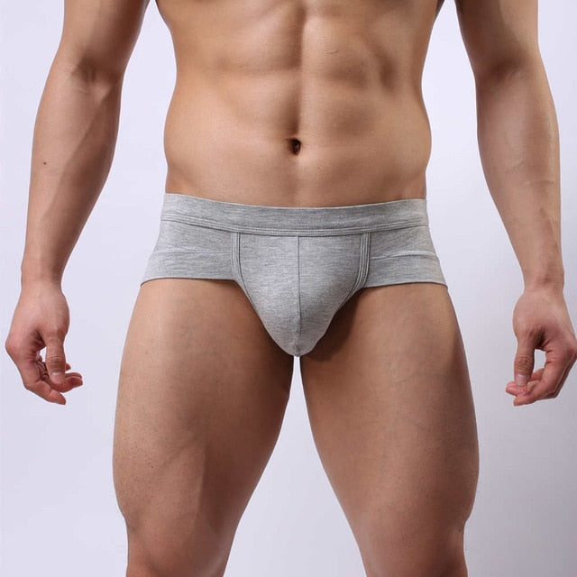 Sexy Men's Underwear U Convex Underpants