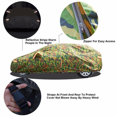 Waterproof & Sun Protective Car Cover