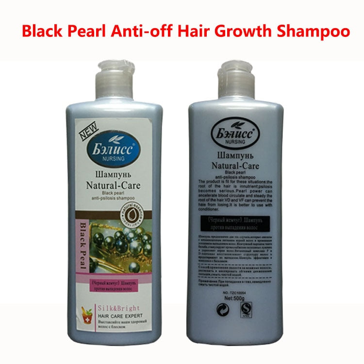 Hair Growth Shampoo Natural Herbal Extracts