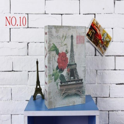 Hidden Box Storage Safe Box Decorative Book Box